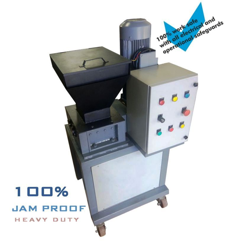 Small Waste Shredder Machine